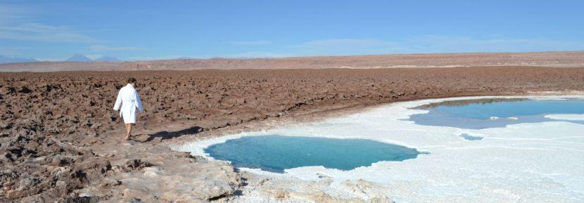 Atacama: Lagunas Escondidas