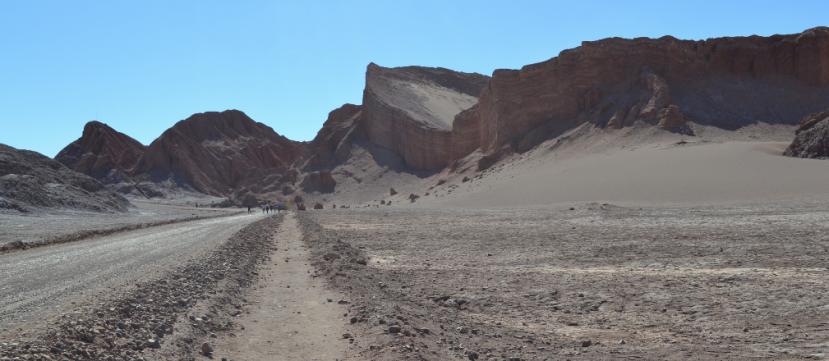 Atacama: Vale da Lua e daMorte